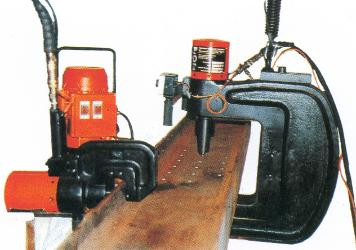portable hydraulic punching machine